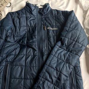 Columbia reversible jacket